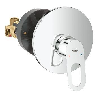 Wall-mounted Mixer Tap