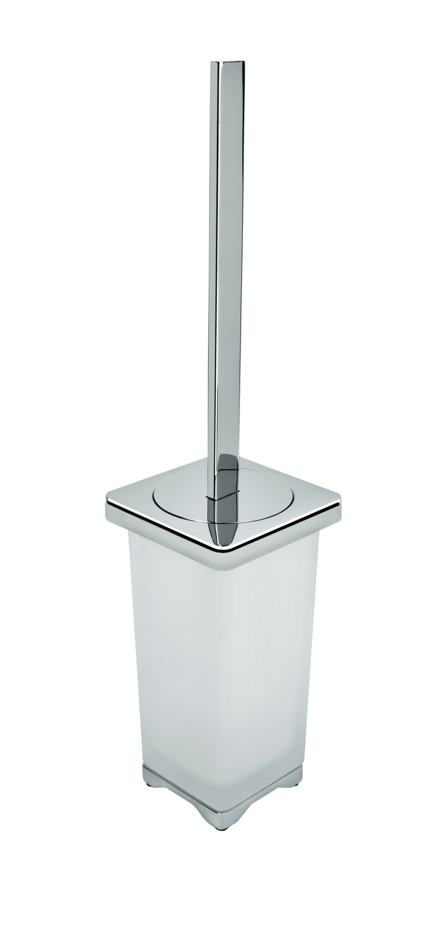 Standing Toilet Brush Holder